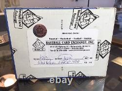 1981 Topps Baseball Sealed 36 Ct Pack Wax Box FASC! BBCE Wrapped & Certified
