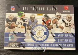 2011 Panini Totally Certified Football Factory Sealed Hobby Box
