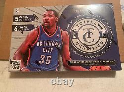 2012-13 Totally Certified Hobby Box Basketball Factory Sealed