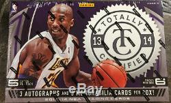 2013-14 Totally Certified Basketball Hobby Box Sealed Giannis RC Kobe Auto New
