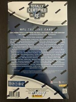 2014 Totally Certified Hobby Box Factory Sealed