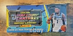 2020-21 PANINI CERTIFIED BASKETBALL SEALED HOBBY BOX 2 AUTO FIND GEM RCS LaMELO