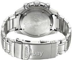 Citizen Mens Solar Promaster ISO Certified Steel Dive Chronograph CA0711-80H
