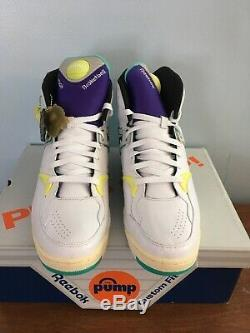 Invincible x Reebok Pump 25th Anniversary Certified Size 12 New In Box Chang