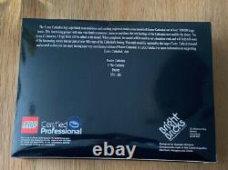 Lego Certified Professional Exeter Cathedral First Edition #451/500 RARE