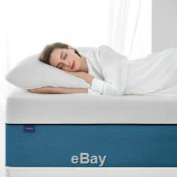 Molblly 8 Inch Queen Size, Memory Foam Mattress with CertiPUR-US Certified in box