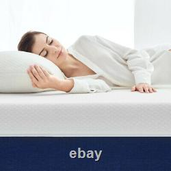 Molblly 8 Inch Twin Size, Memory Foam Mattress with CerPUR-US Certified in a box