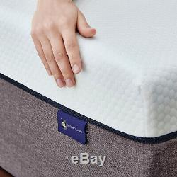 Molblly 8 Inch Twin Size, Memory Foam Mattress with CertiPUR-US Certified in box