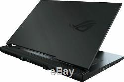 Open-Box Certified ASUS ROG G531GT 15.6 Gaming Laptop Intel Core i7 8