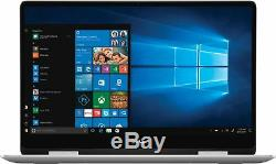 Open-Box Certified Dell Inspiron 2-in-1 15.6 Touch-Screen Laptop Intel