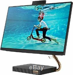Open-Box Certified Lenovo A540-24API 23.8 Touch-Screen All-In-One AMD R
