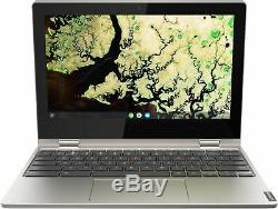Open-Box Certified Lenovo C340 2-in-1 11.6 Touch-Screen Chromebook Inte