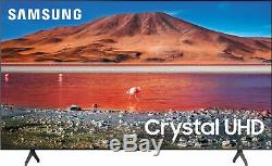 Open-Box Certified Samsung 50 7 Series 4K UHD TV Smart LED with HDR