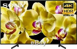 Open-Box Certified Sony 43 Class LED X800G Series 2160p Smart 4