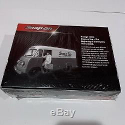 Rare Snap-on Lego Certified Professional 1950s Snap-on Van Tool Truck New in Box