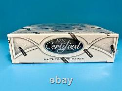 Sealed 2020 Panini Certified Fotl Hobby Box 1st Off The Line Premium Edition
